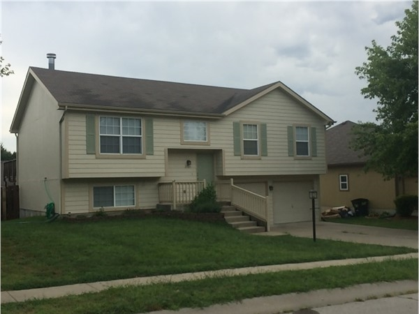 An example of a split level home in Southwind
