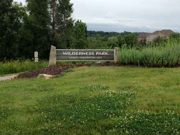 The Wilderness Wildlife Conservation Area located within The Wilderness community