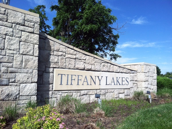 Tiffany Lakes Subdivision