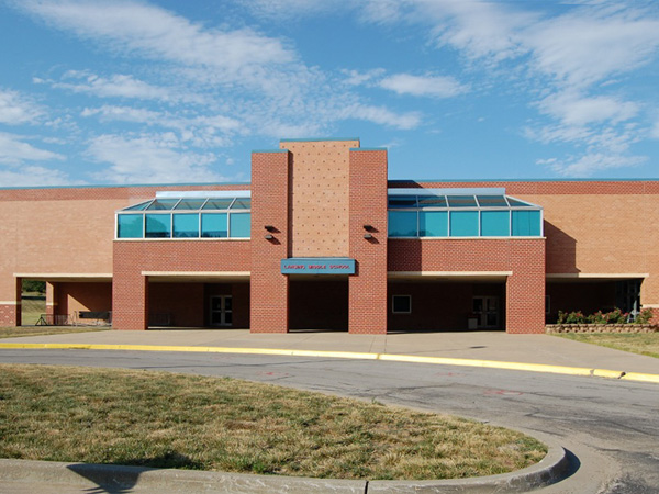 Lansing Middle School: Serves the Angel Falls and The Meadows subdivisions