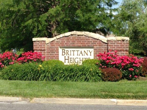 Brittany Heights Subdivision