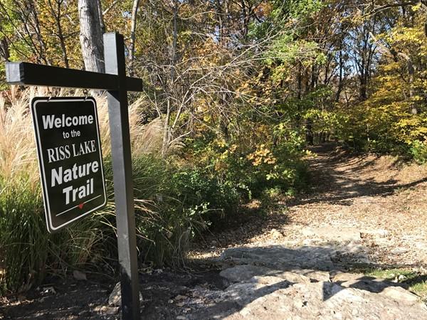 Riss Lake Nature Trail