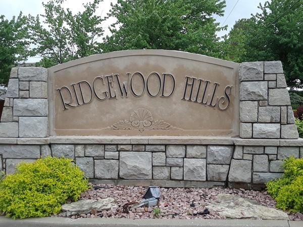 Welcome to Ridgewood Hills