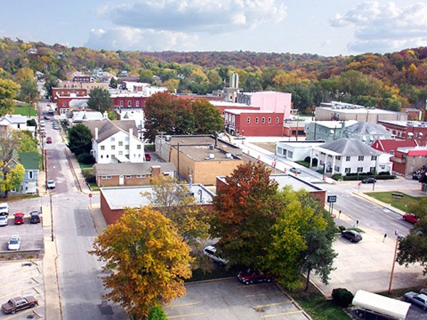 Downtown Excelsior Springs