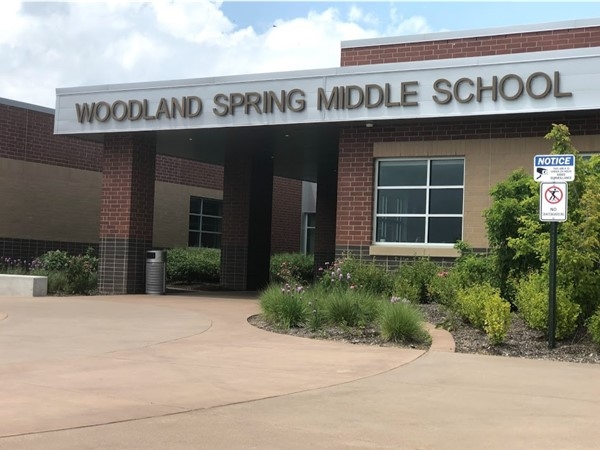 Woodland Spring Middle School is just nearby The Courts at Fairfield Village