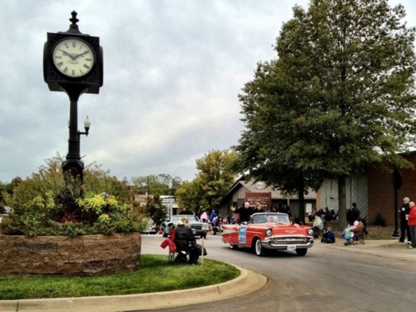 Gladstone's popular annual Gladfest Parade in October is part of the weeklong Fall Festival