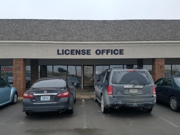 One of the fastest license offices around. They get you in and out
