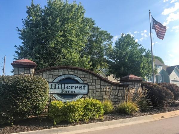 Hillcrest Farm Subdivision, Western Shawnee KS