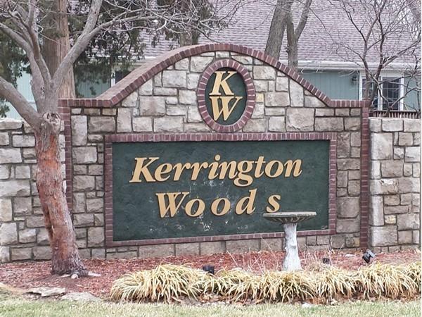 Kerrington Woods in Independence