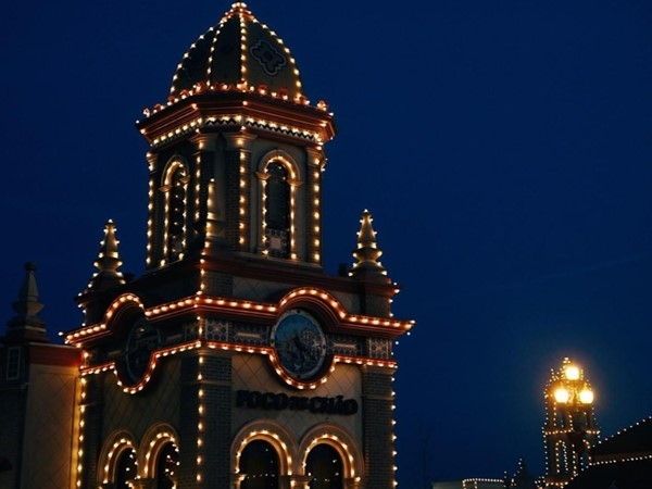 The Plaza lights are a Kansas City tradition