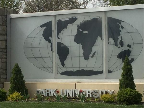 Park University in Parkville