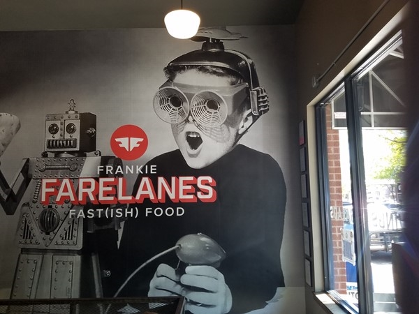 Frankie Farelanes has a great atmosphere