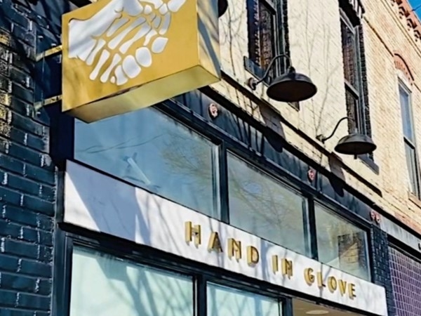 Hand In Glove is a new addition to downtown Lee's Summit, cocktail bar and coffee shop all in one