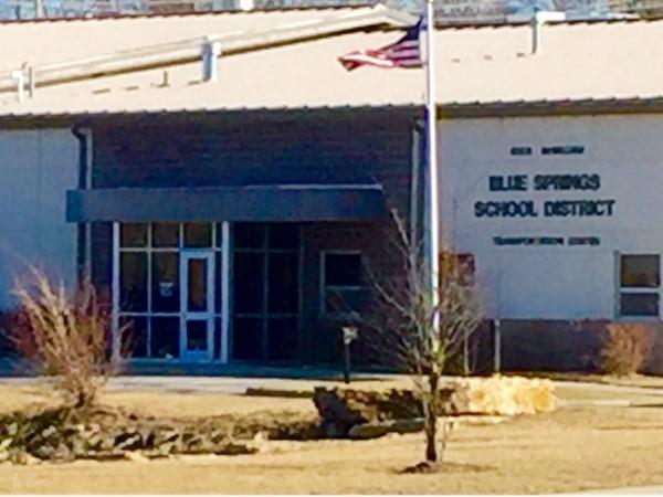 Blue Springs School District Transportation Department