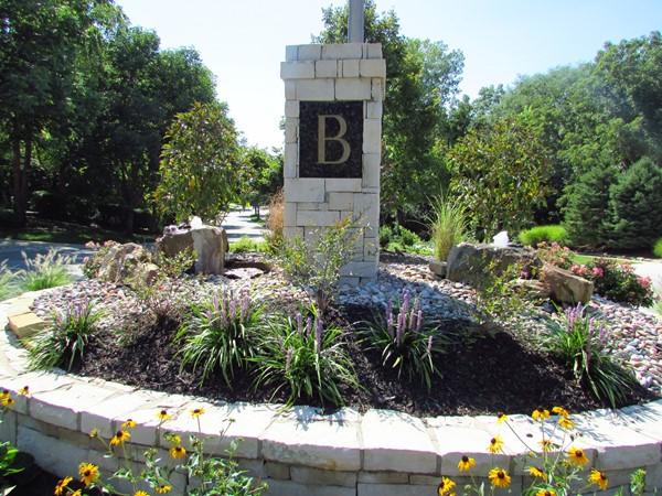 Another Bridgewood marker