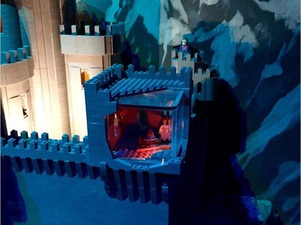 Lego Wicked Witch Castle