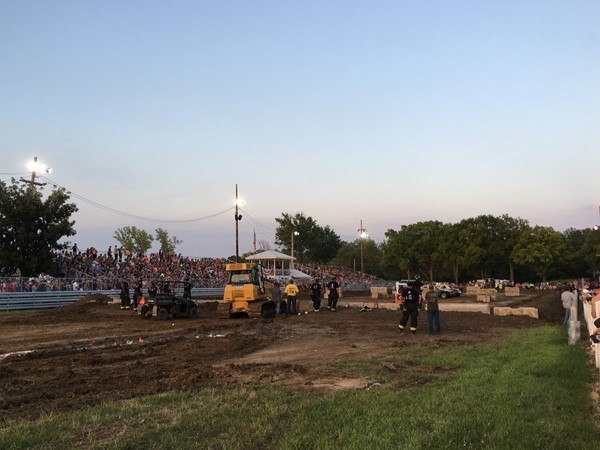 Platte County Fair Demolition Derby