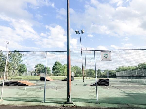 Skate Park in Kearney, MO