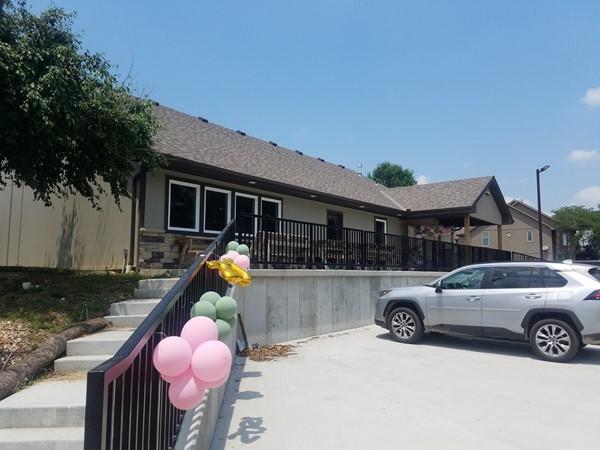 This clubhouse is a terrific perk for Cedar Lake Estates residents. It's also priced right