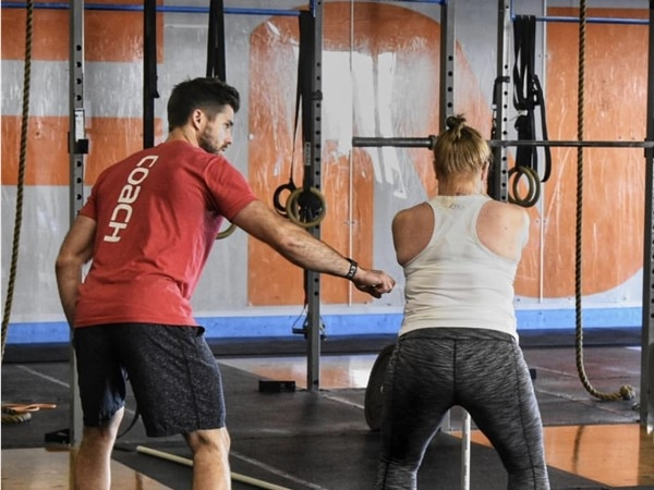 Check out Crossfit Northland for individual or group fitness, nutrition and personal training