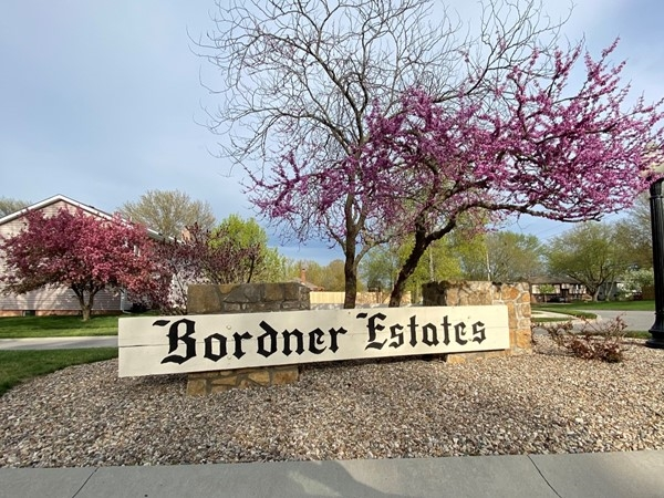 Springtime at Bordner Estates