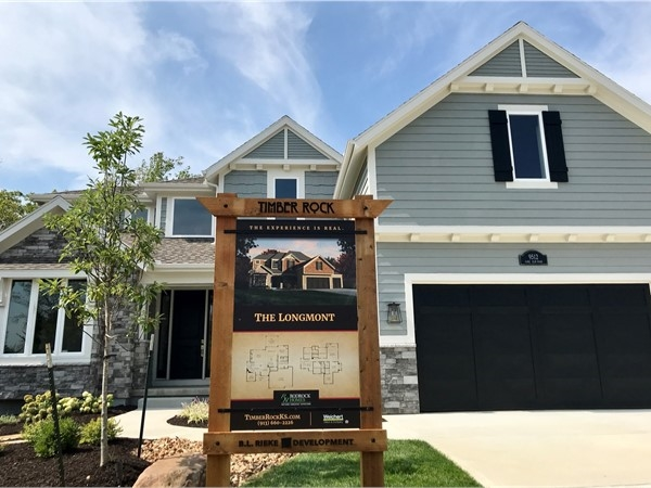 Timber Rock is a new home community