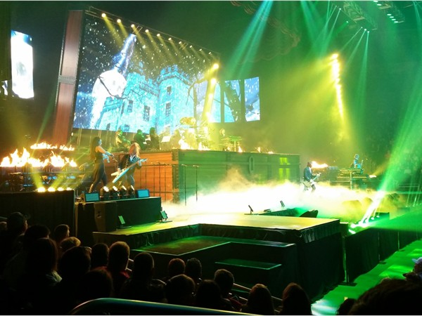 Trans Siberian Orchestra once again brought in the Christmas Season with a bang at the Sprint Center