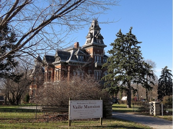 Historic Vaile Mansion