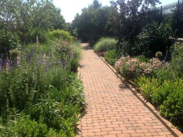 Ewing and Muriel Kauffman Memorial Garden: Surround yourself with nature in this serene garden