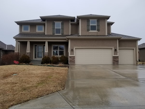 A gorgeous home at Highland Meadows Subdivision, in Lee's Summit