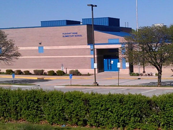 Pleasant Ridge Elementary in Olathe, KS.