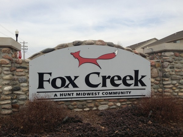 Fox Creek is located in Platte City, and is a town house community