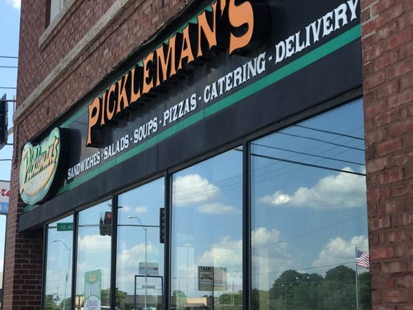 Pickleman's - a gourmet cafe in Waldo