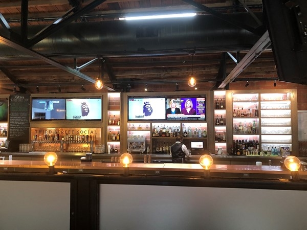 Fabulous place for lunch, happy hour or dinner. Check out Third Street Social, DT Lee's Summit