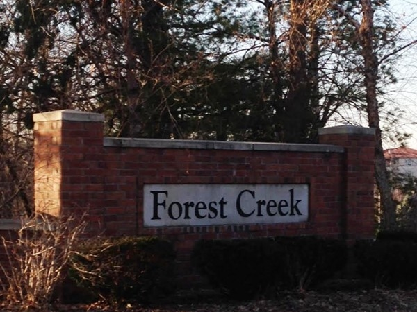 Forest Creek Estates, Overland Park