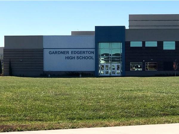 Gardner Edgerton High School is nearby Everly's