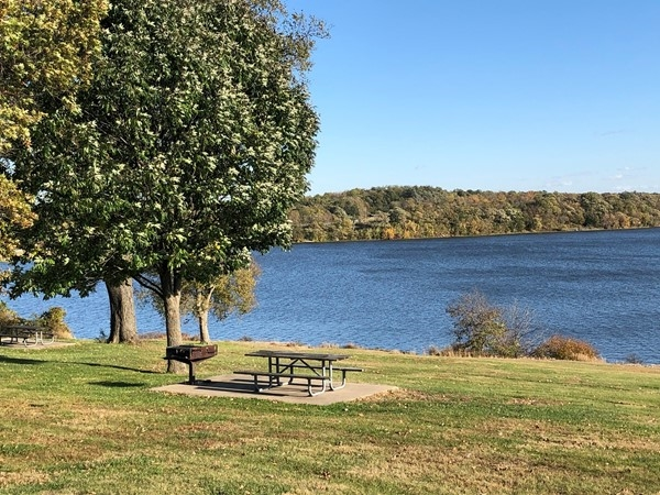 Fall is a great time to enjoy the amenities surrounding Lake Jacomo and Blue Springs Lake