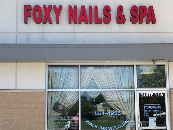 Best place to get your nails done! Reasonable prices, great people and family owned.
