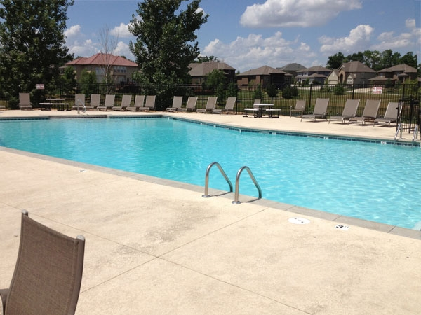 Lakeshore Estates Subdivision Pool