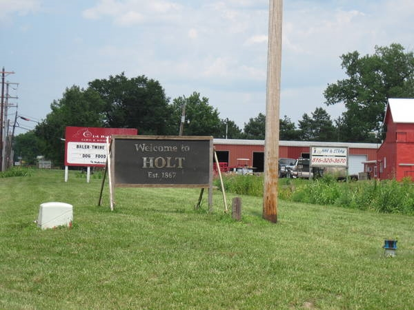 Welcome to Holt - Incorporated in 1867
