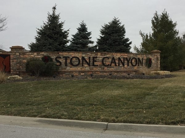 Stone Canyon...beautiful golf course