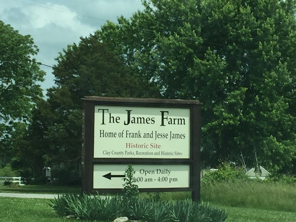 Historic James Farm