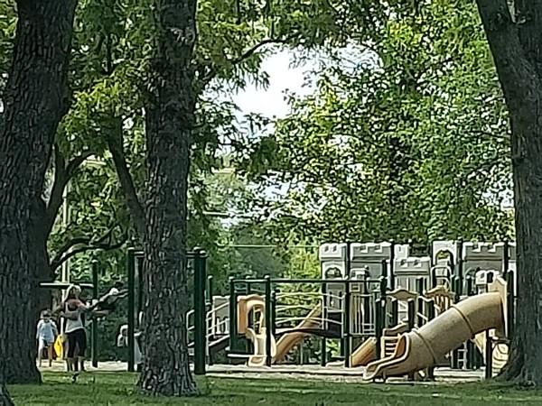 Harris Park Playground