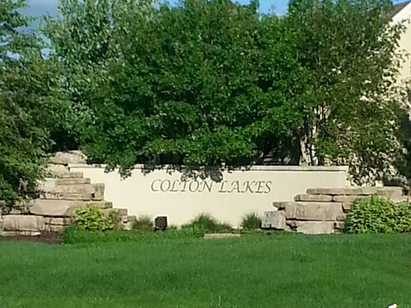 Colton Lakes: Beautiful newer homes in the Blue Valley School district.