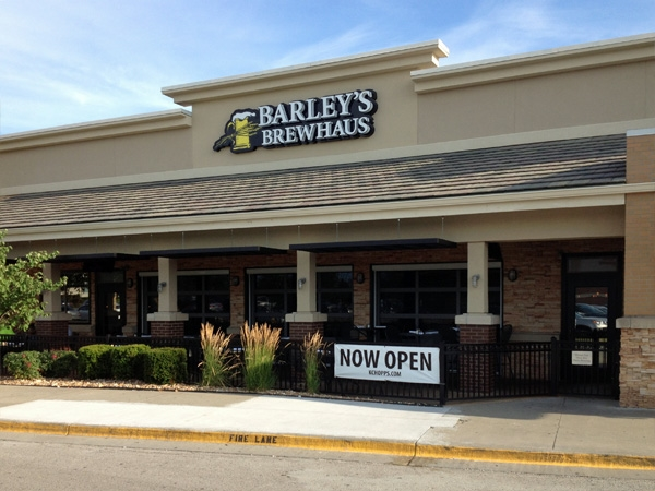 Barley's Brewhaus - 5031 W 135th St, Leawood, KS  66224