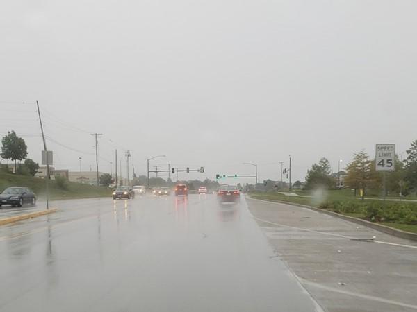Much-needed rain in the Northland