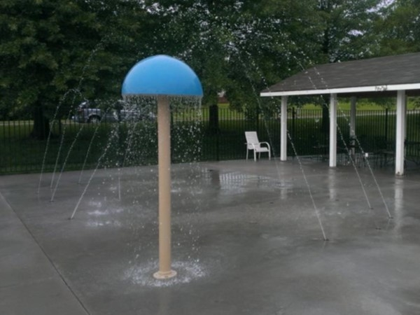 A look at the Splash Park