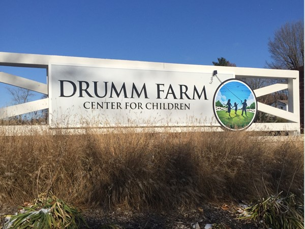 Drumm Farm Center for Children located off of Lees Summit Road