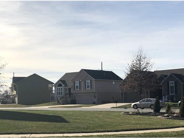 The friendly neighborhood of Prairie Crossing