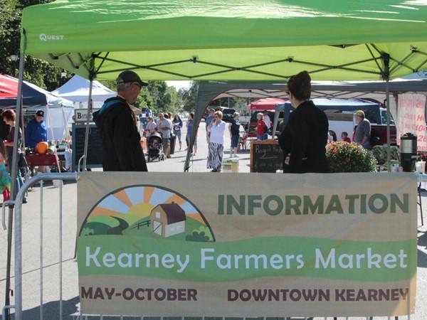 Kearney Farmers Market fun